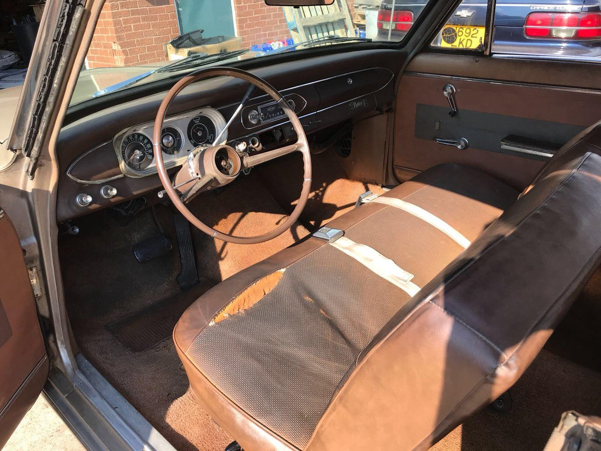 1964 Chevrolet Chevy II Nova For Sale (picture 2 of 6)