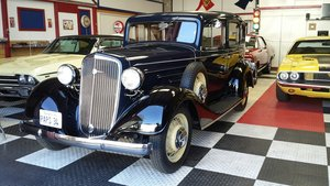 1934 Chevrolet Master Deluxe Shipping Included to EU For Sale