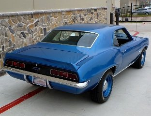 1969 Chevrolet Camaro = Fast 427-500-HP + Auto  $58k For Sale (picture 2 of 6)