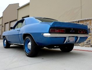 1969 Chevrolet Camaro = Fast 427-500-HP + Auto  $58k For Sale (picture 3 of 6)