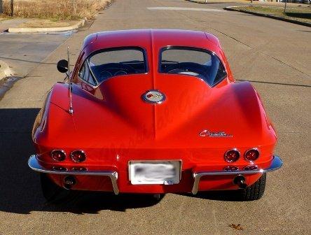 1963 Corvette - Split(~)Window Fuelie =Rare + 4 speed  $170k For Sale (picture 1 of 6)