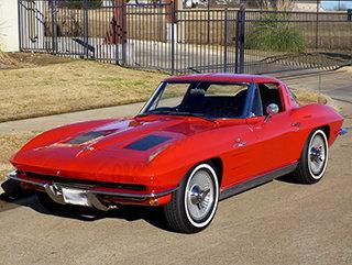 1963 Corvette - Split(~)Window Fuelie =Rare + 4 speed  $170k For Sale (picture 3 of 6)
