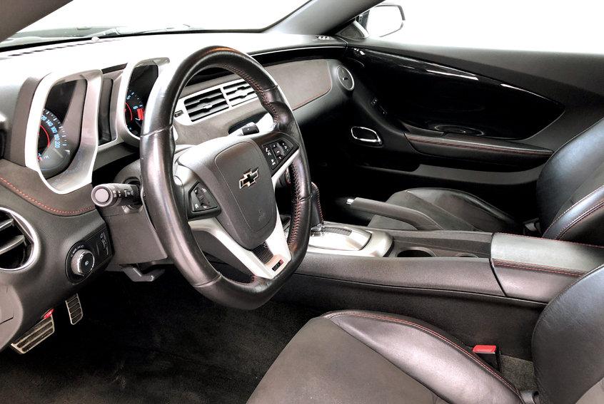 2012 Chevrolet Camaro ZL-1 DEPOSIT TAKEN SOLD (picture 4 of 6)