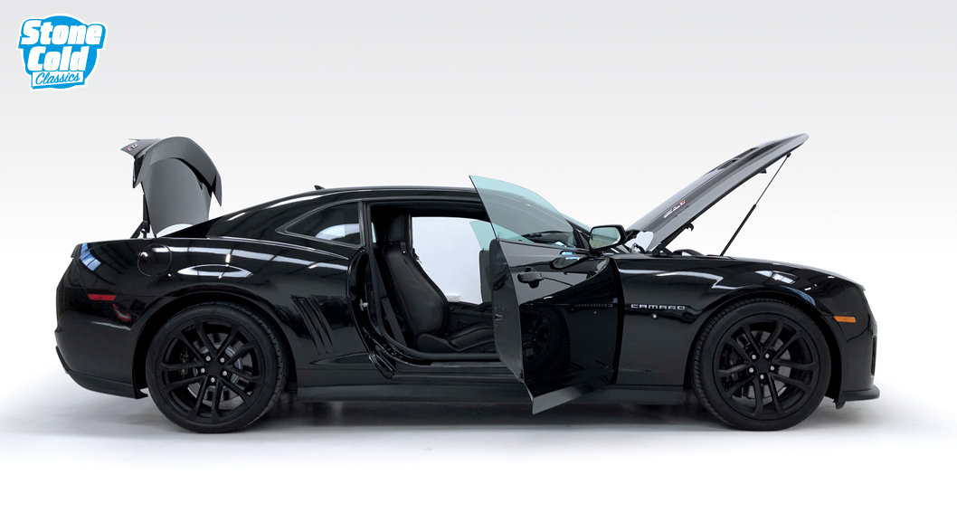 2012 Chevrolet Camaro ZL-1 DEPOSIT TAKEN SOLD (picture 5 of 6)