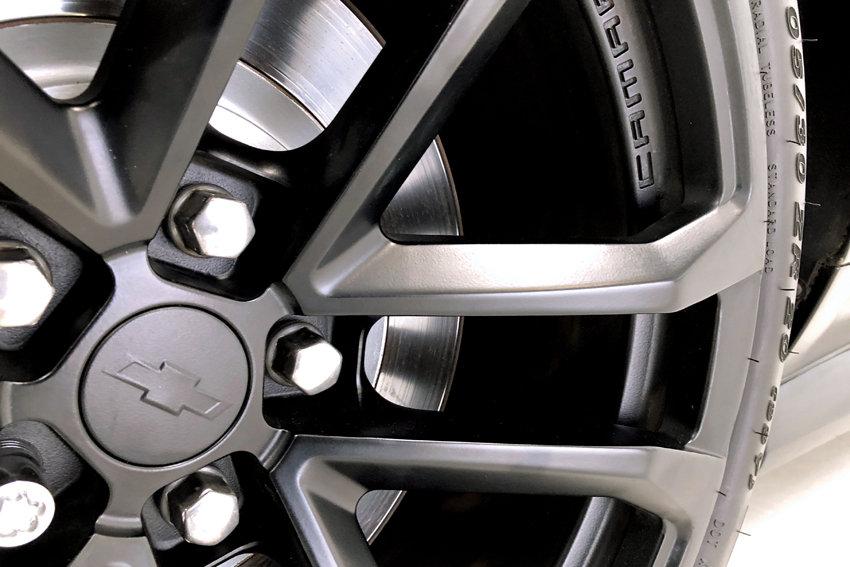 2012 Chevrolet Camaro ZL-1 DEPOSIT TAKEN SOLD (picture 6 of 6)