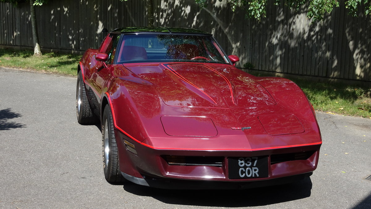 1981 Chevrolet Corvette low miles and original For Sale (picture 6 of 6)