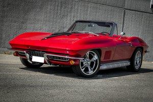 Corvette 1967  L71 427-435 Hkr 4 speed Convertible
