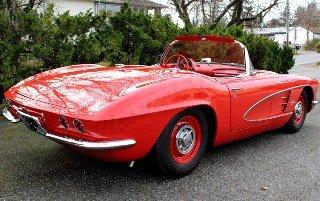 1699 1961 Corvette Fuelie Roadster = Rare 1 of 233 BIG BRAKE For Sale (picture 2 of 6)