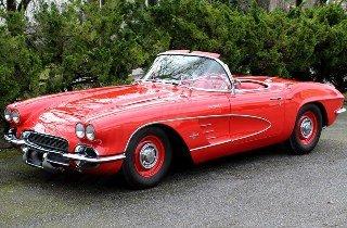 1699 1961 Corvette Fuelie Roadster = Rare 1 of 233 BIG BRAKE For Sale (picture 6 of 6)