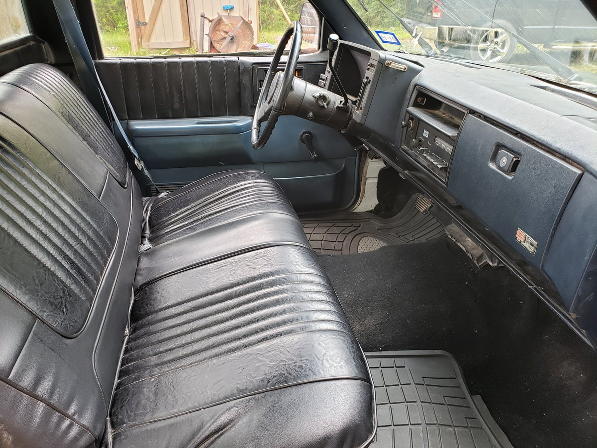 1987 Chevy s10 2.8v6 custom rat For Sale (picture 5 of 6)