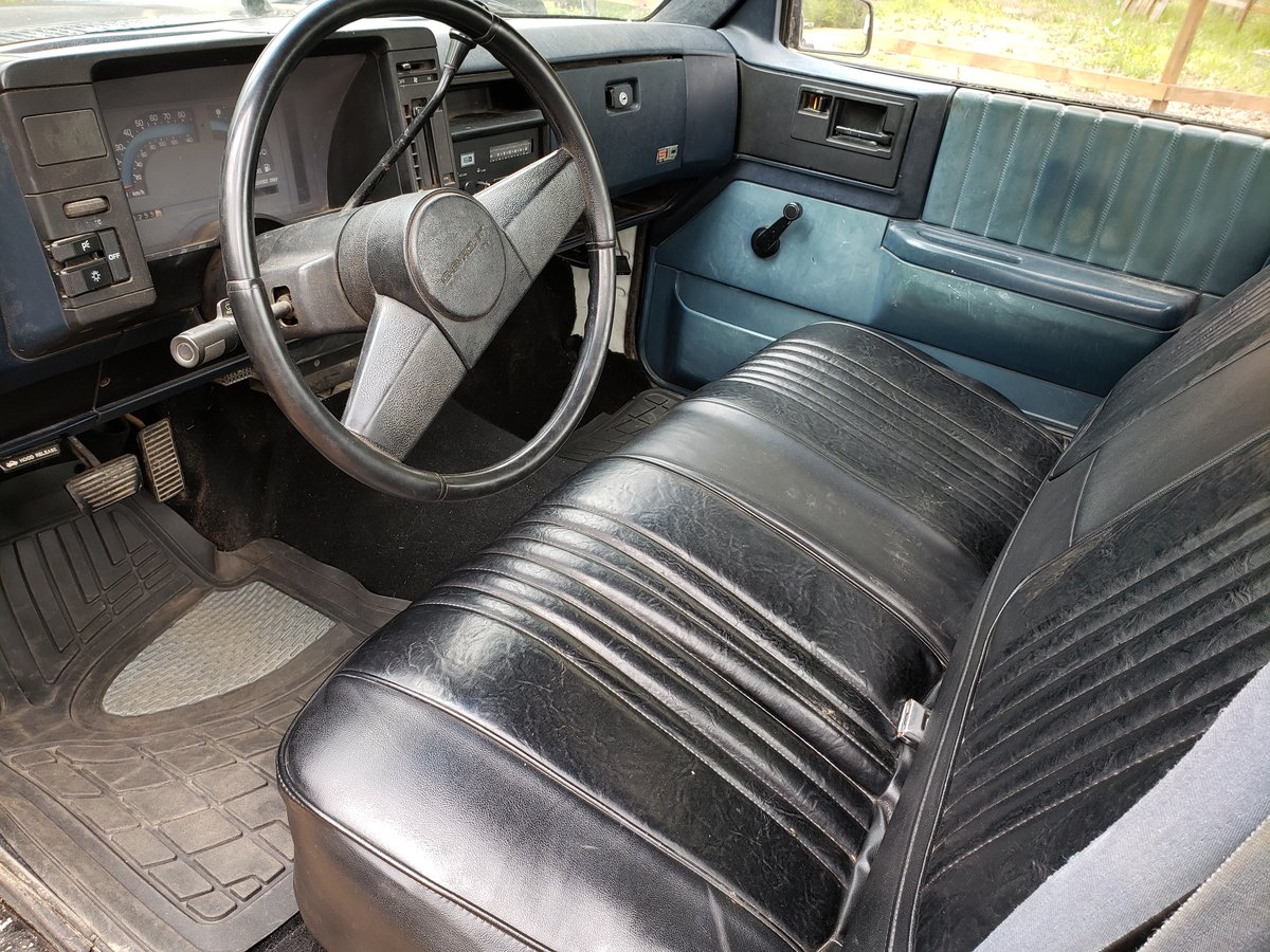 1987 Chevy s10 2.8v6 custom rat For Sale (picture 6 of 6)