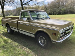 1970 GMC SIERRA CHEVY C10 PICKUP LONGBED V8 AUTO PS PB For Sale
