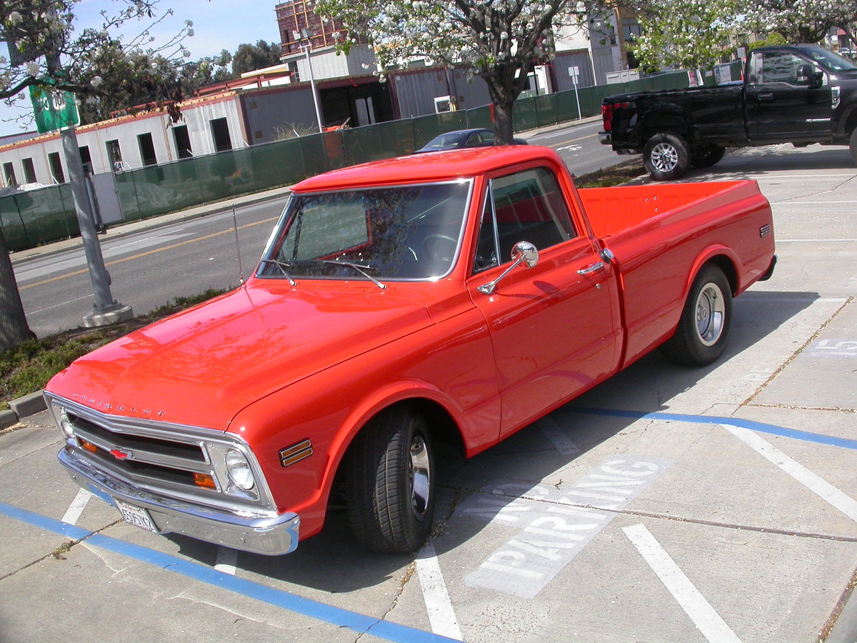 1970 CALIFORNIA SHOW TRUCK $39,950 SHIPPING INCLUDED For Sale (picture 1 of 6)