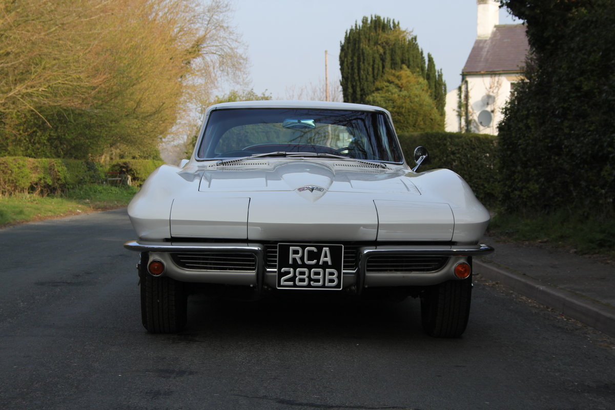 1964 Chevrolet Corvette Stingray Coupe - Manual, Matching No's SOLD (picture 2 of 12)