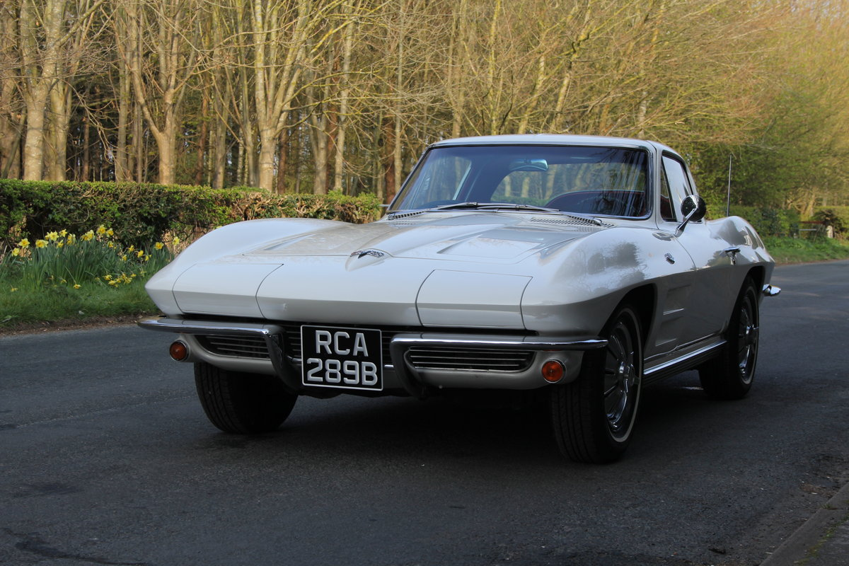 1964 Chevrolet Corvette Stingray Coupe - Manual, Matching No's SOLD (picture 3 of 12)