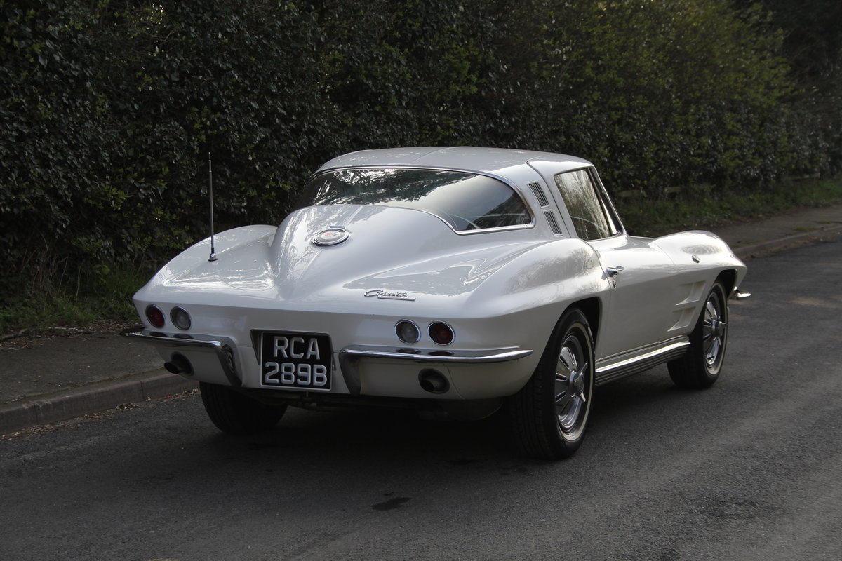 1964 Chevrolet Corvette Stingray Coupe - Manual, Matching No's SOLD (picture 4 of 12)
