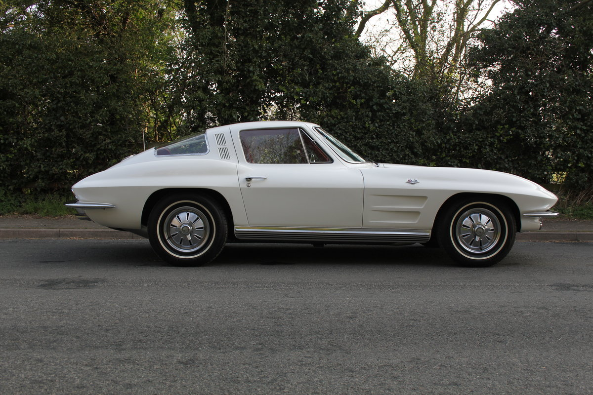 1964 Chevrolet Corvette Stingray Coupe - Manual, Matching No's SOLD (picture 5 of 12)