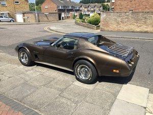 1974 74 Chevrolet Corvette-extensive restoration