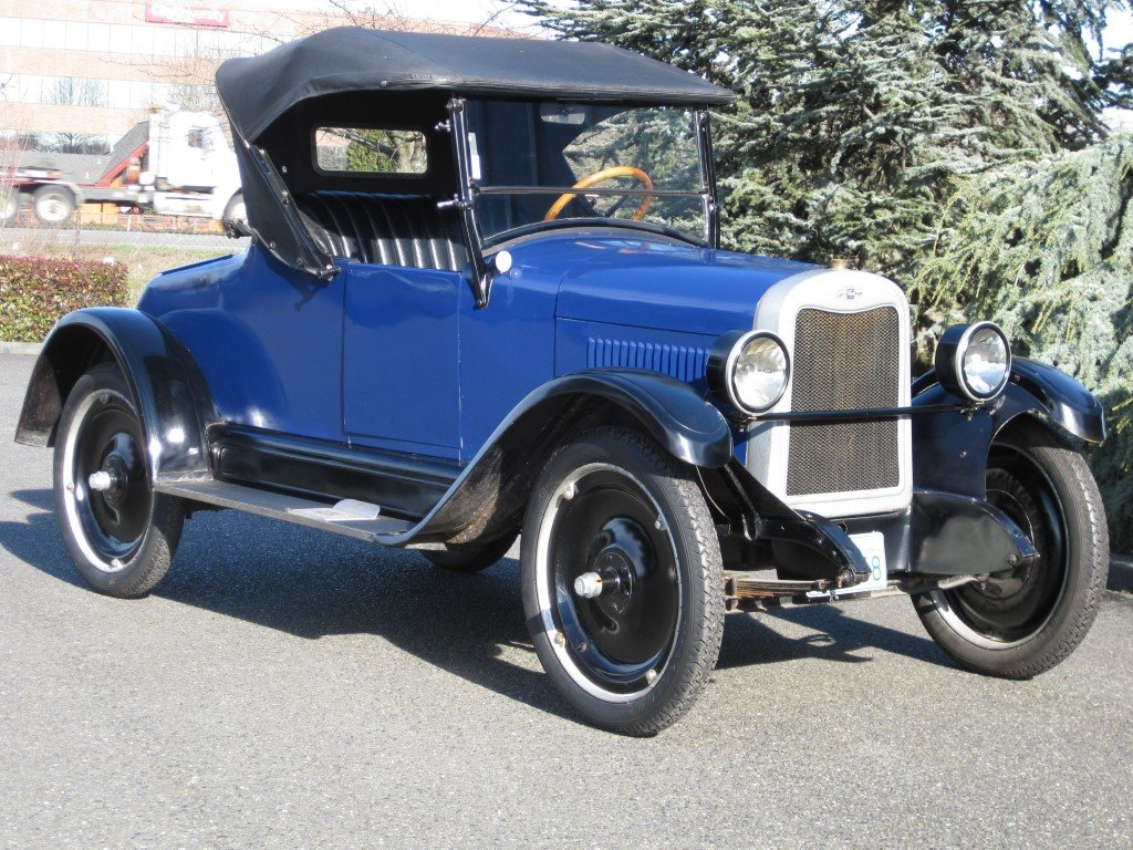1925 Chevrolet Superior Series K Rumble Seat Roadster  For Sale by Auction (picture 1 of 6)