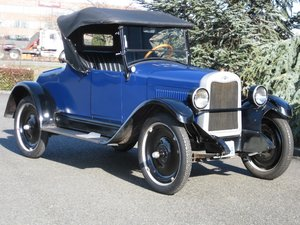 1925 Chevrolet Superior Series K Rumble Seat Roadster  For Sale by Auction