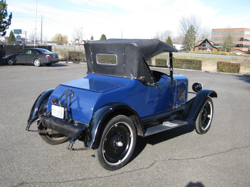 1925 Chevrolet Superior Series K Rumble Seat Roadster  For Sale by Auction (picture 2 of 6)