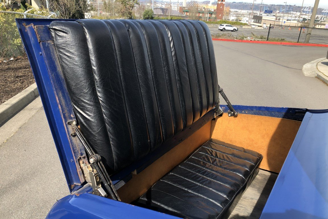 1925 Chevrolet Superior Series K Rumble Seat Roadster  For Sale by Auction (picture 6 of 6)