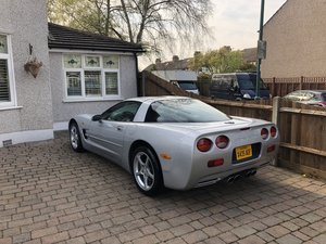 2000 Chevrolet Corvette C5 Targa coupe