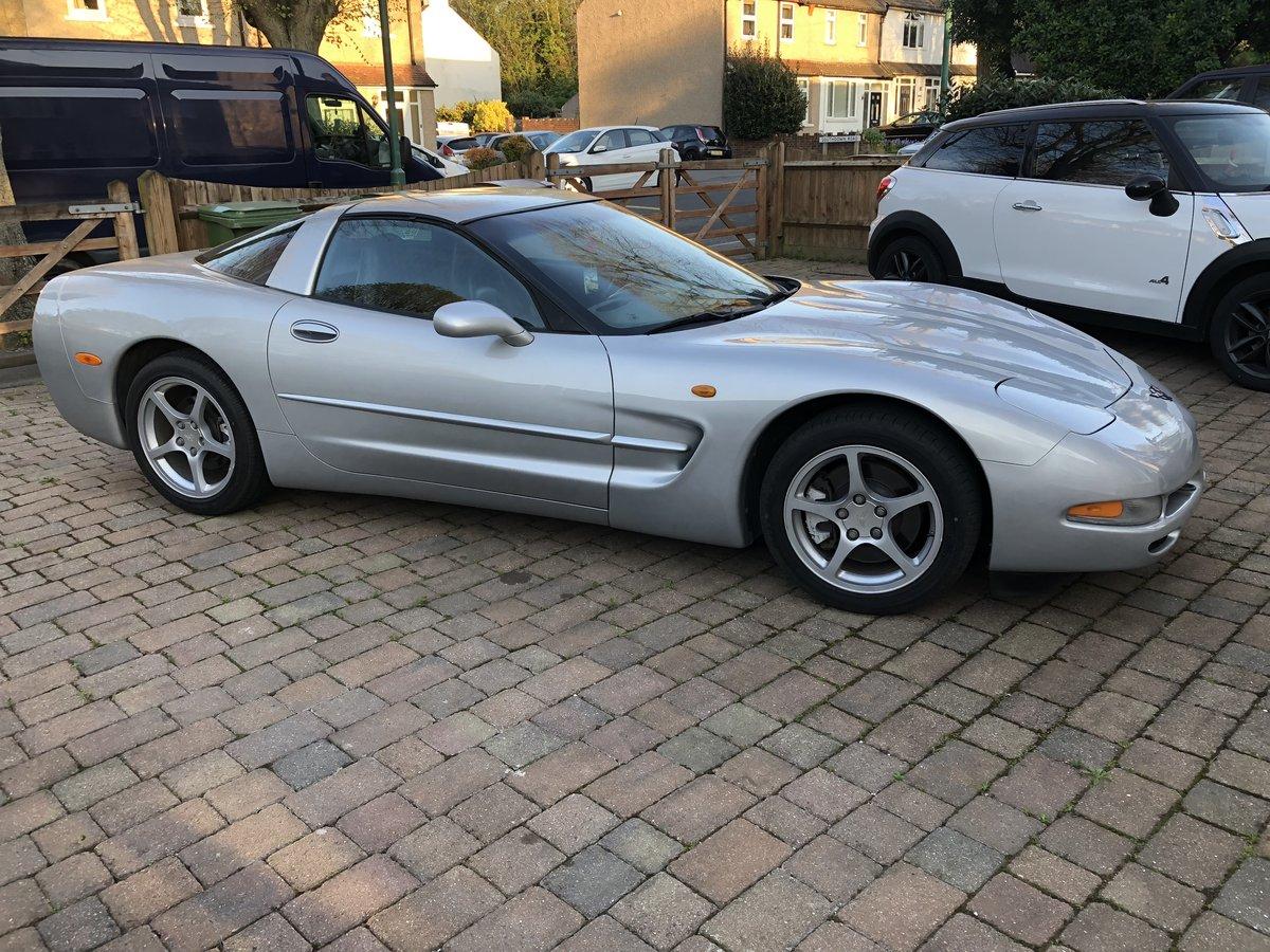 2000 Chevrolet Corvette C5 Targa coupe  For Sale (picture 3 of 6)