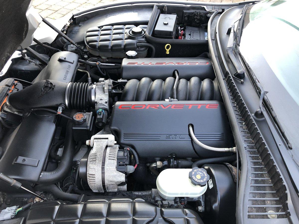 2000 Chevrolet Corvette C5 Targa coupe  For Sale (picture 6 of 6)