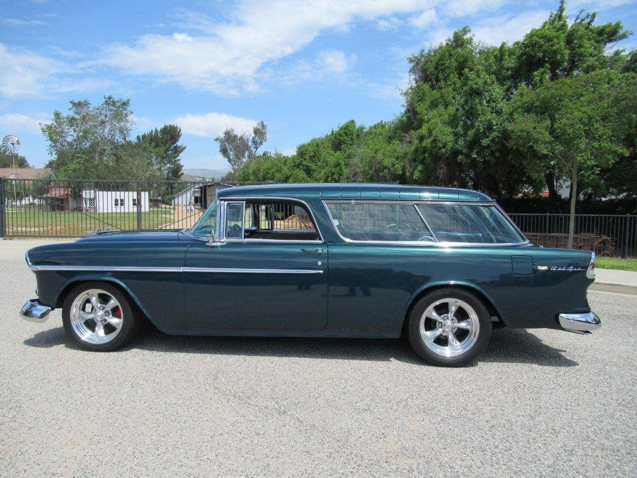 1955 Chevrolet Nomad For Sale (picture 1 of 6)