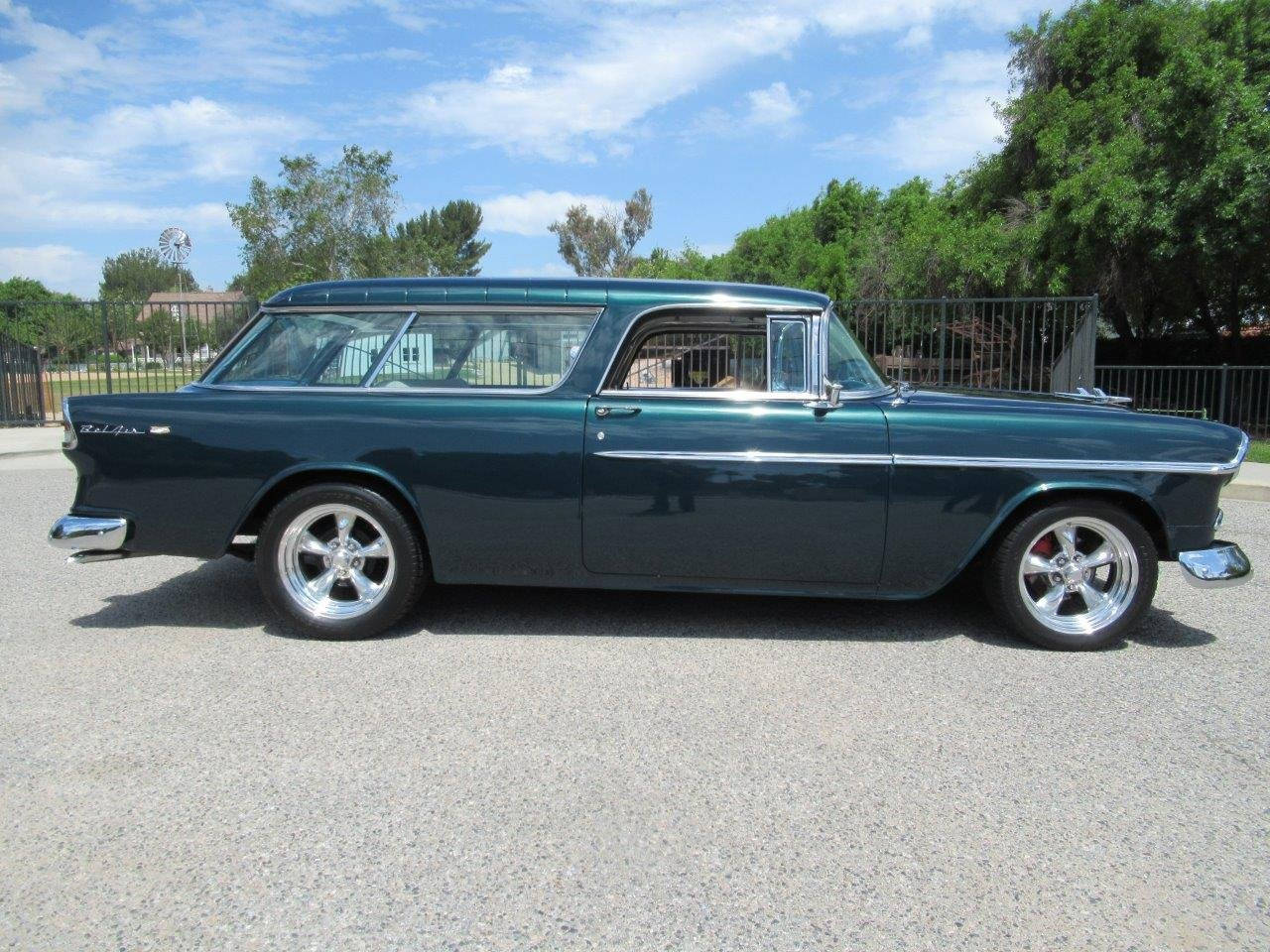 1955 Chevrolet Nomad For Sale (picture 2 of 6)