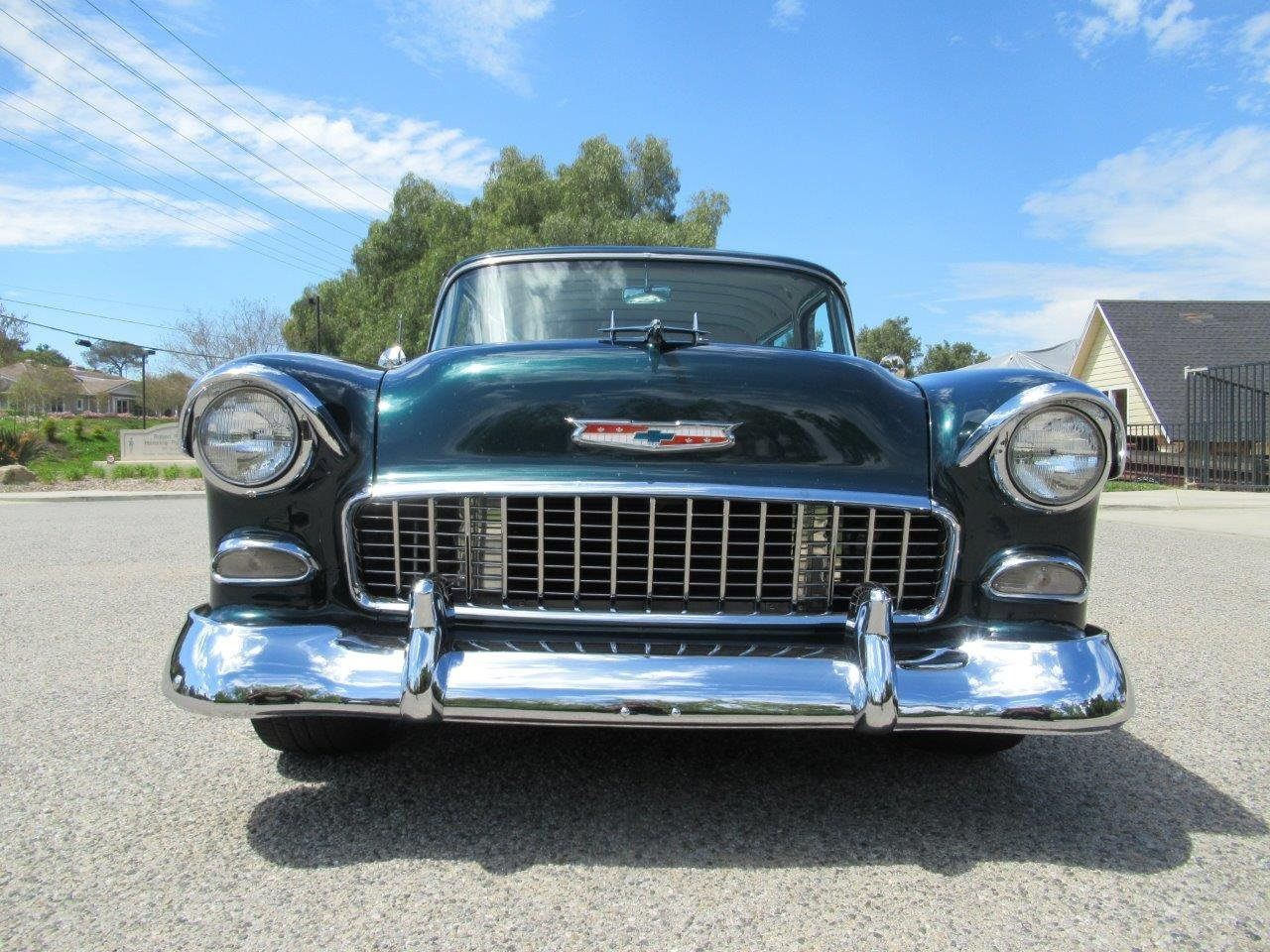 1955 Chevrolet Nomad For Sale (picture 3 of 6)