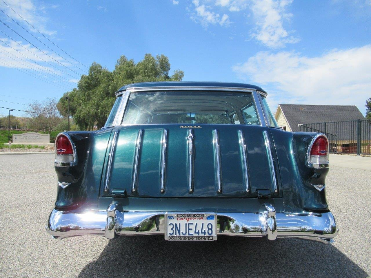 1955 Chevrolet Nomad For Sale (picture 4 of 6)