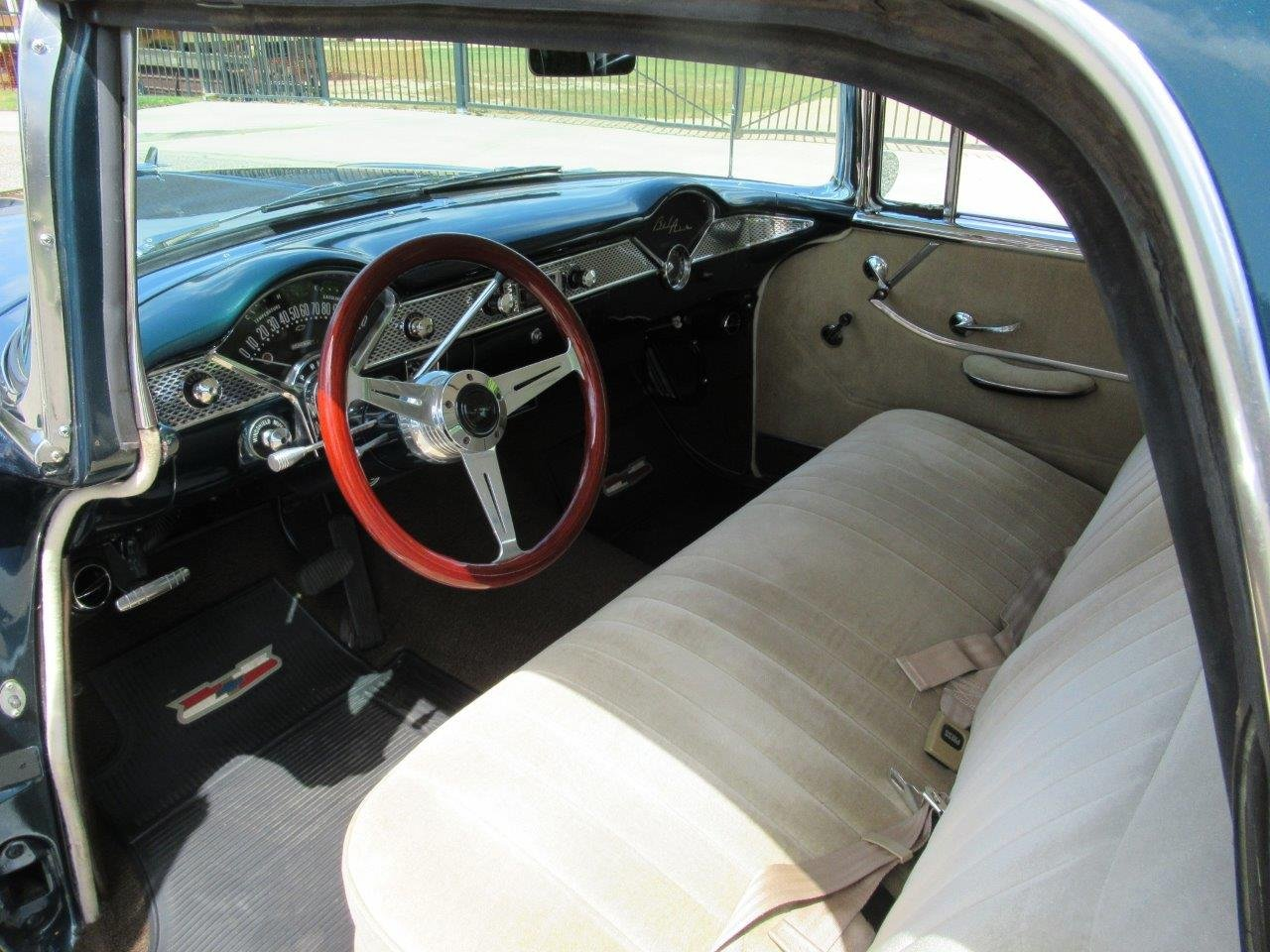 1955 Chevrolet Nomad For Sale (picture 5 of 6)