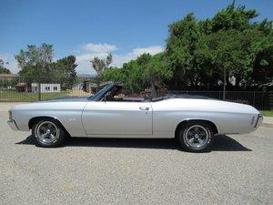 1972 Chevrolet SS Convertible