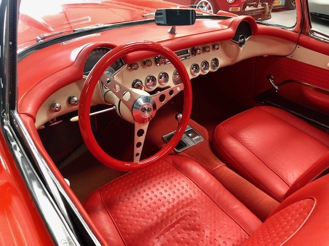 Corvette C1 Convertible 1956,fully restored For Sale (picture 3 of 6)