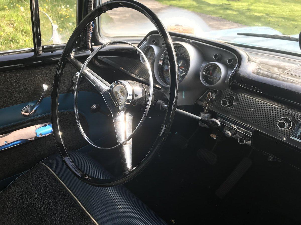 1957 Chevrolet bel air 4 door For Sale (picture 4 of 6)