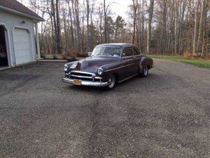 1950  Chevrolet Deluxe 2DHT (Buffalo South Towns, NY) $23,000
