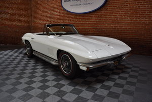 1967 Chevrolet Corvette Stingray Roadster