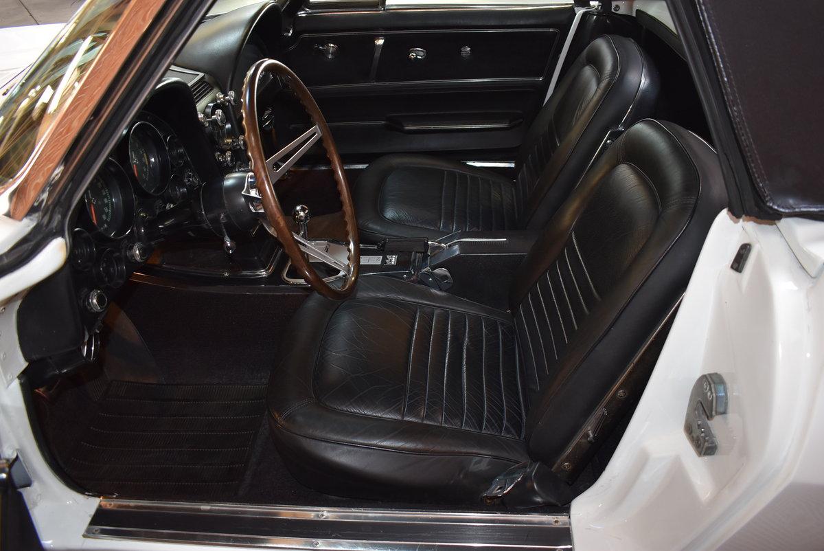 1967 Chevrolet Corvette Stingray Roadster For Sale (picture 3 of 6)