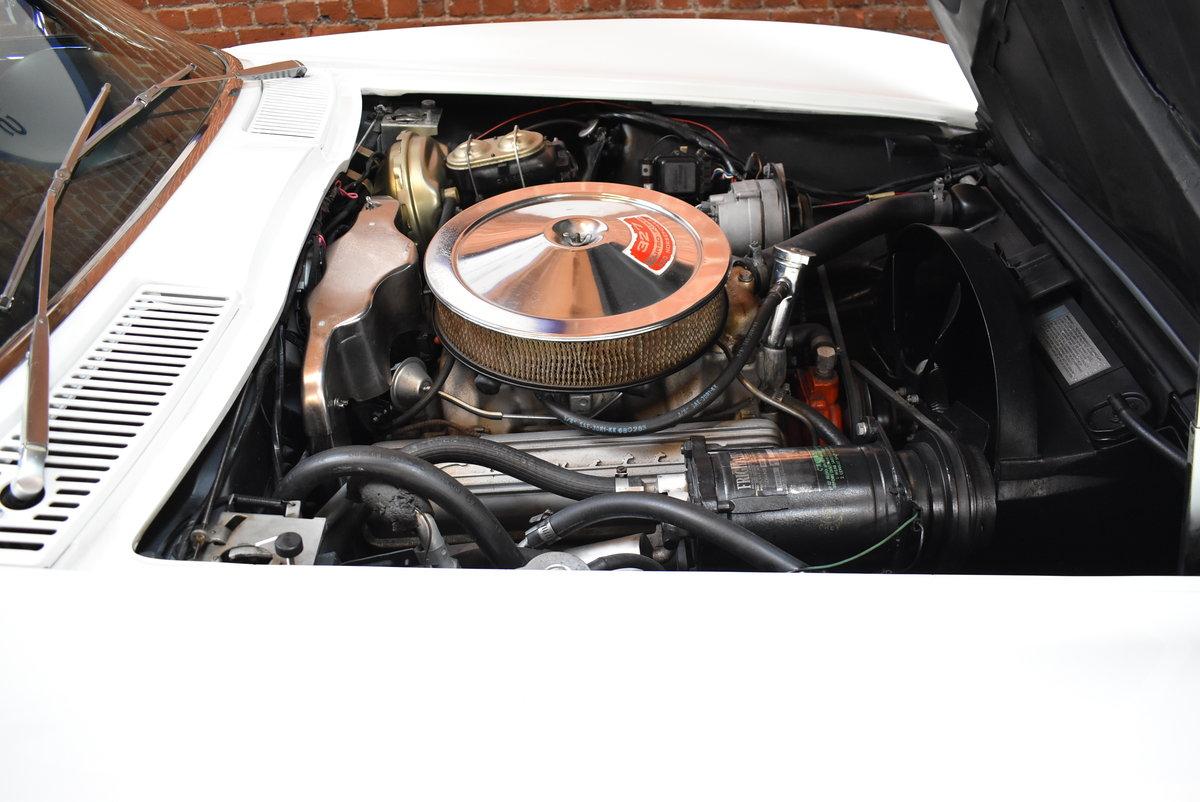 1967 Chevrolet Corvette Stingray Roadster For Sale (picture 4 of 6)