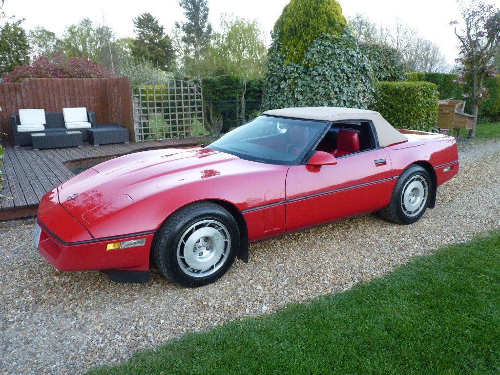 1986 Chevrolet Corvette Indy Convertible Absolutely Stunning For Sale (picture 6 of 6)