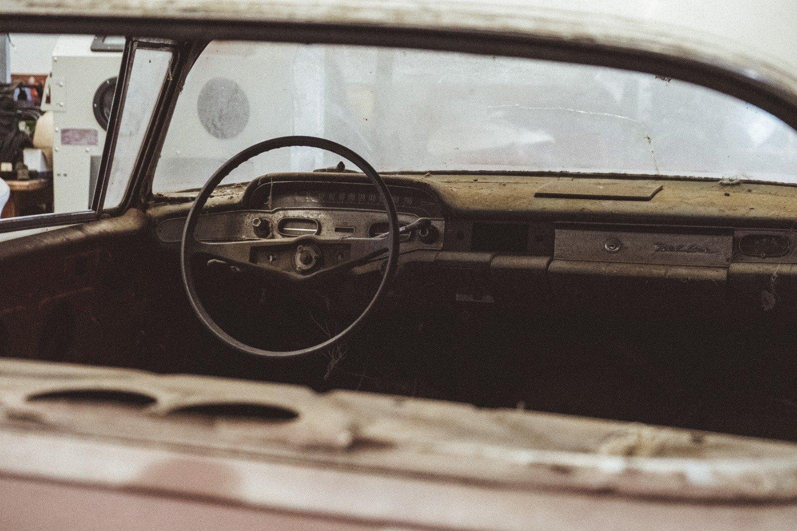 1958 Bel Air 2 door hardtop Coupe For Sale (picture 4 of 6)