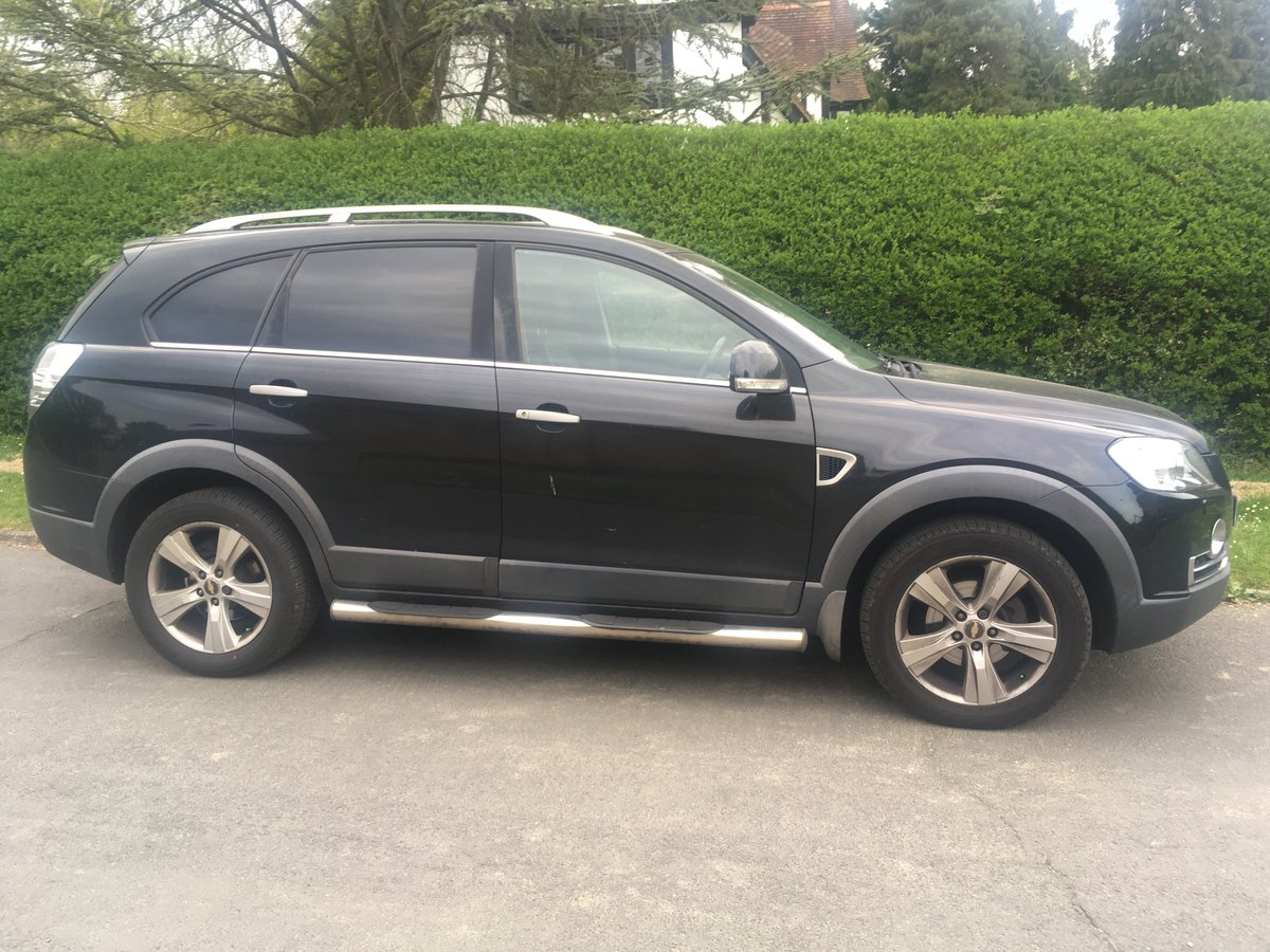 2010 Chevrolet Captiva Ltz vcdi Automatic SOLD (picture 1 of 6)
