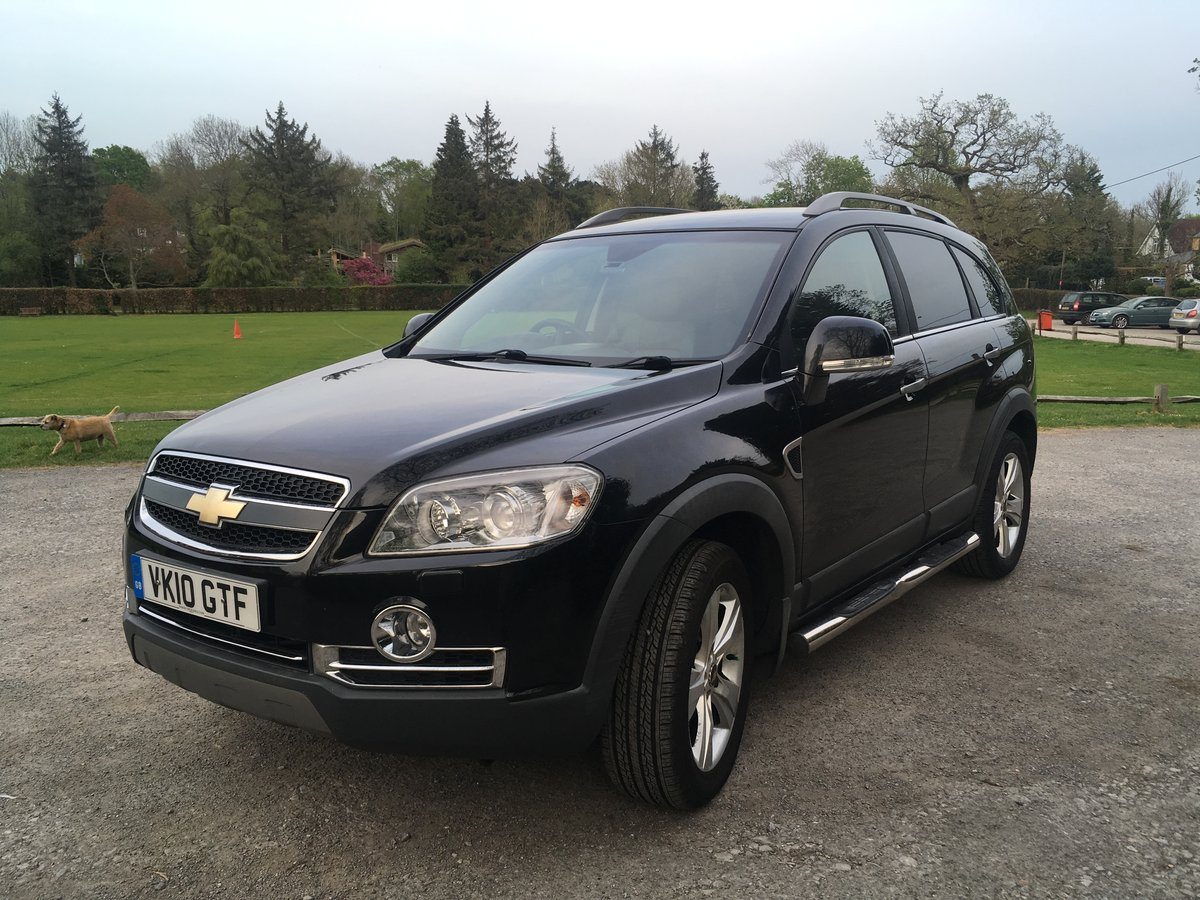 2010 Chevrolet Captiva Ltz vcdi Automatic SOLD (picture 3 of 6)