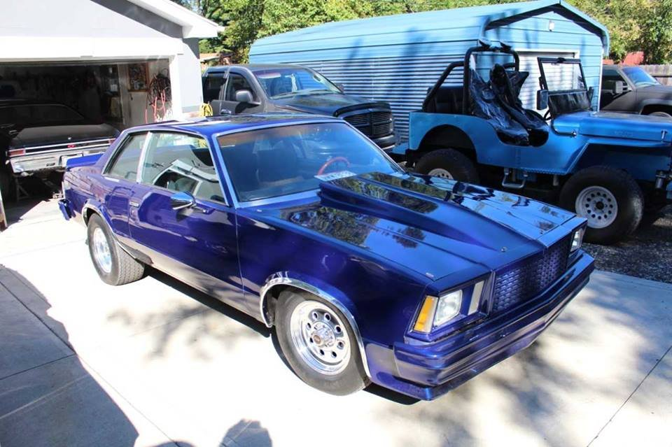 1978 Chevrolet Malibu Pro Street (Medway, OH) 17,500 obo For Sale (picture 1 of 6)