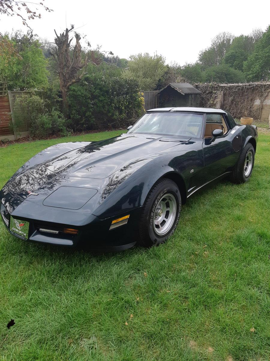 1980 Corvette very rare L82 For Sale (picture 1 of 4)