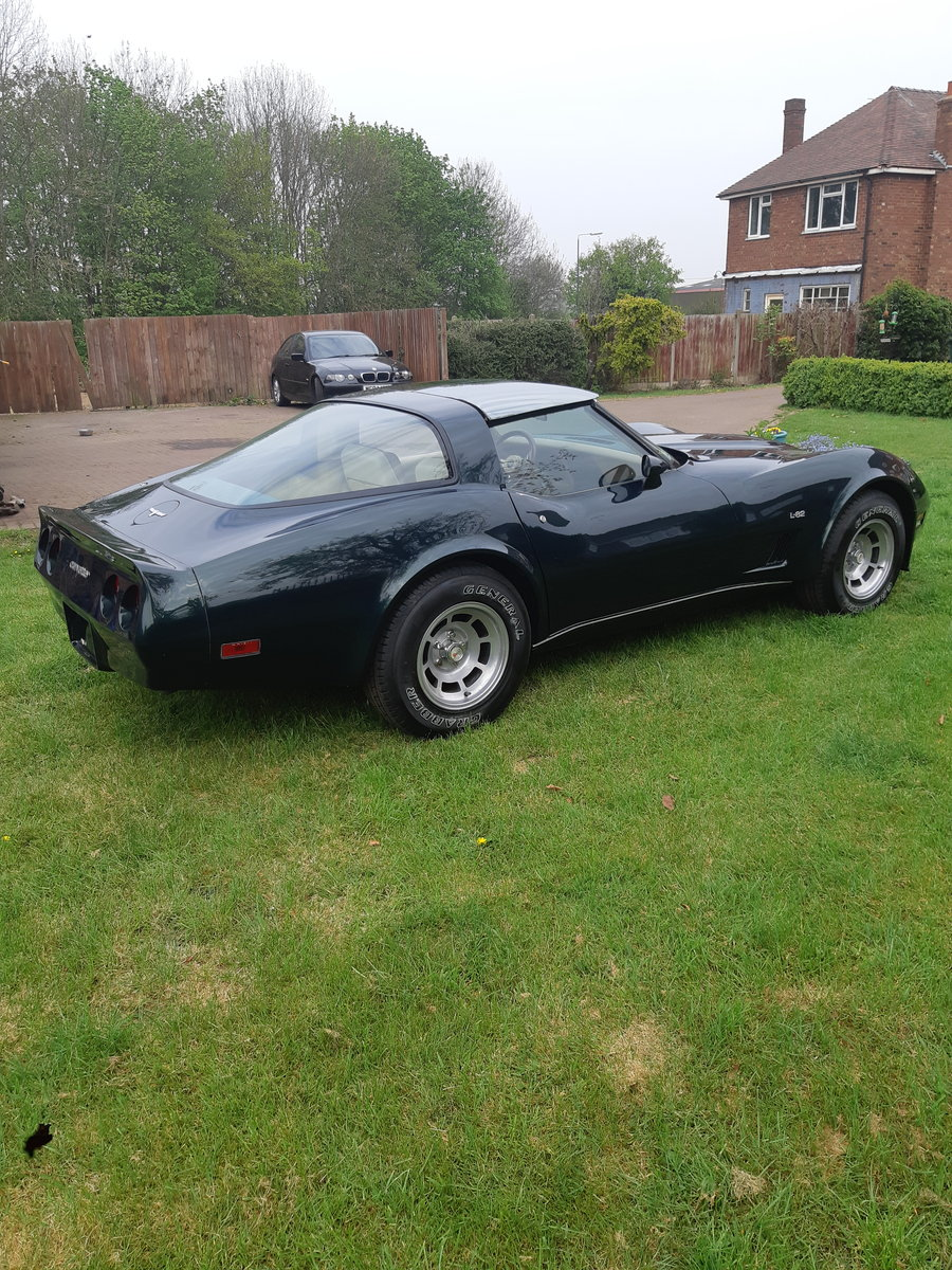 1980 Corvette very rare L82 For Sale (picture 2 of 4)