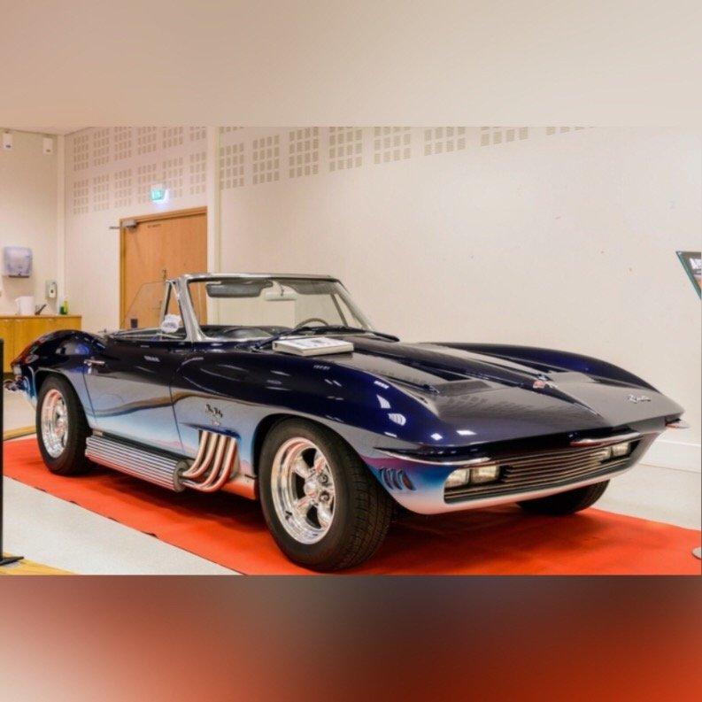1964 Corvette Miss Mako Convertible For Sale. For Sale