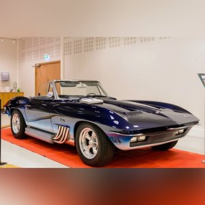 1964 Corvette Miss Mako convertible for sale. For Sale